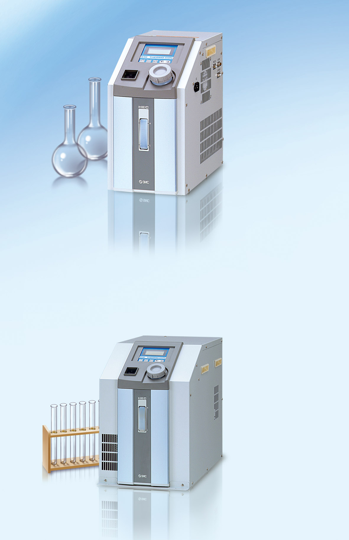 SMC Thermo-Chiller HEC