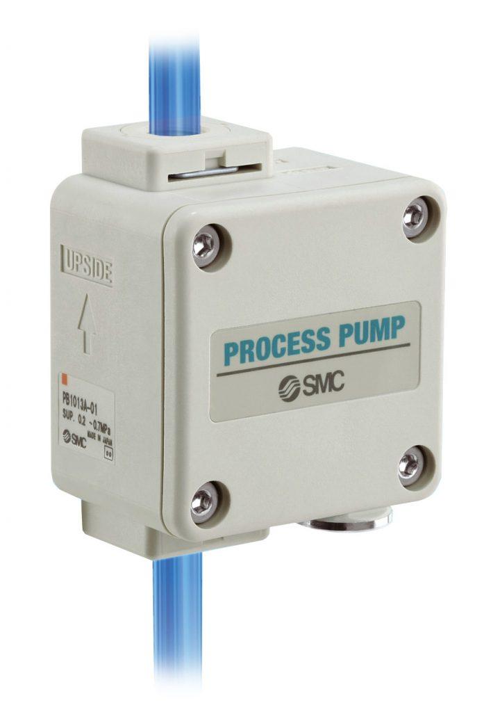 PB kompakte Prozesspumpe von SMC