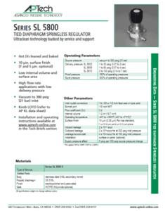 SerieS SL 5800