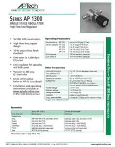 SerieS AP 1300