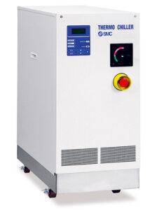 HRW, Thermo-Chiller von 20 bis 90°C mit SEMI Zulassung von 2,0 – 30,0 kW, ohne F-Gas