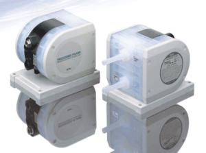 PA3300, Prozesspumpe – Gehäusematerial PFA